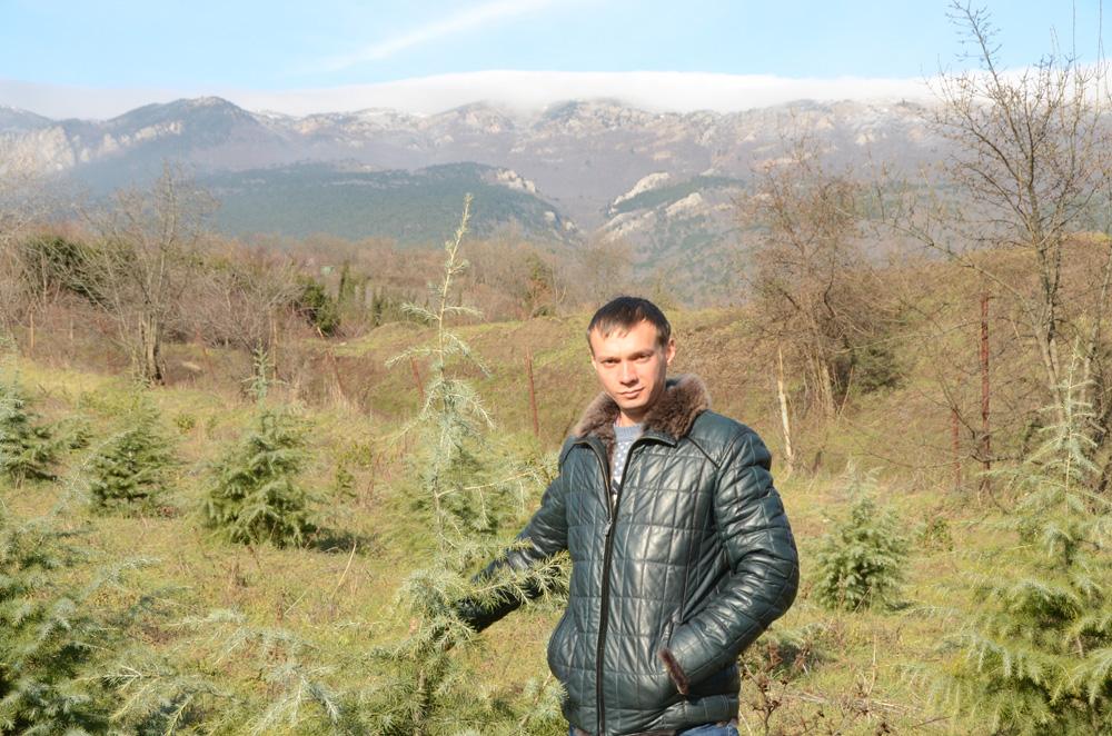 Руководитель отделения «Приморское» Владимир Гончаренко