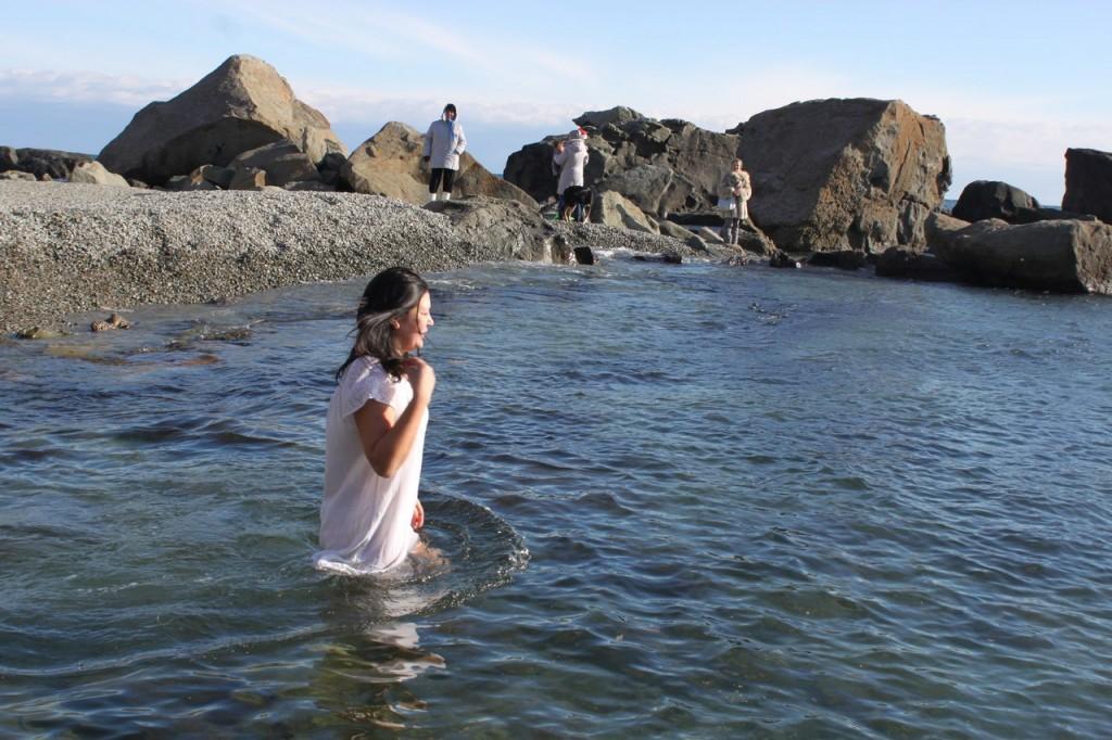 Праздник Крещения в Алупке 5