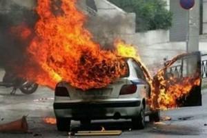 В Большой Ялте за неделю сгорели 13 автомобилей