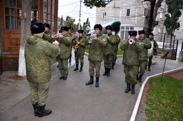 Военный оркестр