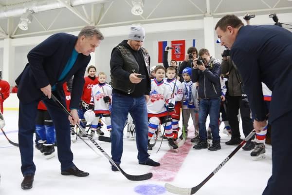 Хоккей в Ялте