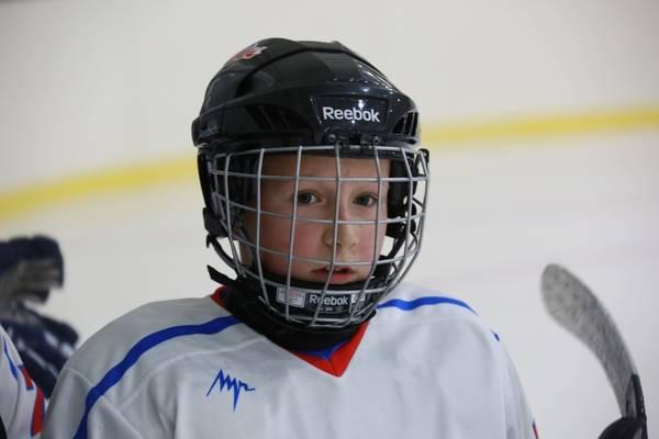 Участник кубка Ялты по хоккею