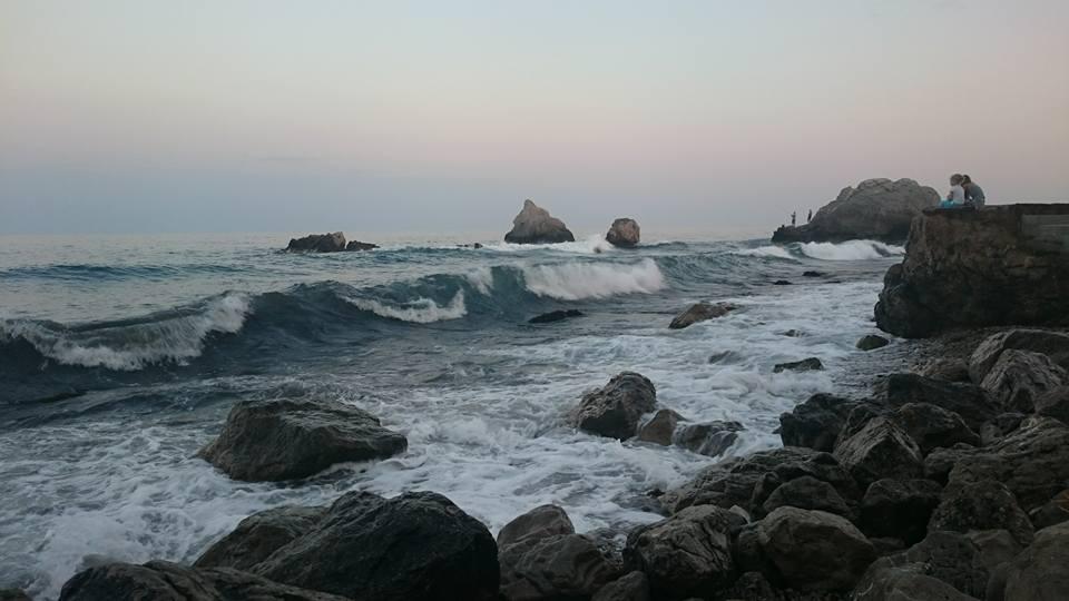 Пляж «Башмак» в Симеизе
