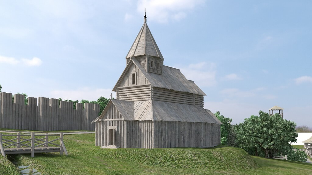 Церковь викингов