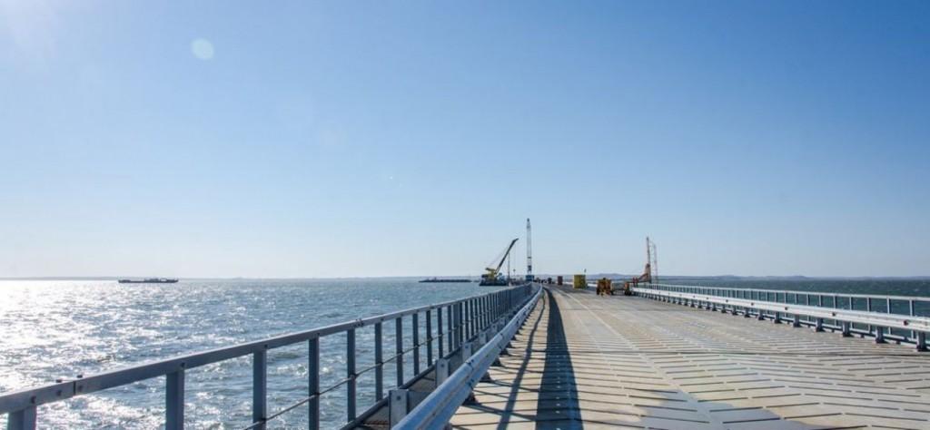 На строительство Крымского моста требуются сотрудники