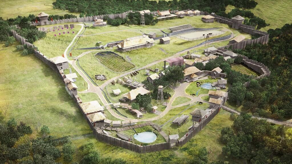 В Крыму построят парк «Викинг»