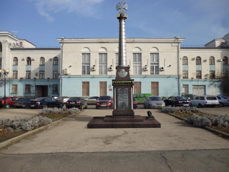 Памятник Народному ополчению всех времён