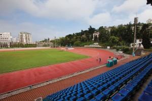 Стадион «Авангард» в Ялте