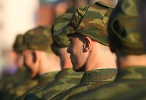 Весенний призыв на военную службу