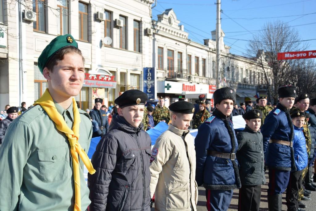 «Крымская весна»: потомкам в пример 7