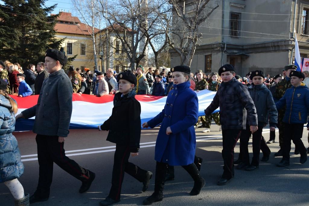 «Крымская весна»: потомкам в пример