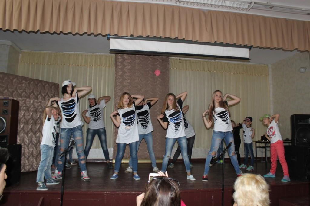 Алупкинский коллектив «Сафари-денс» выступил на конкурсе «Южнобережный калейдоскоп» 2