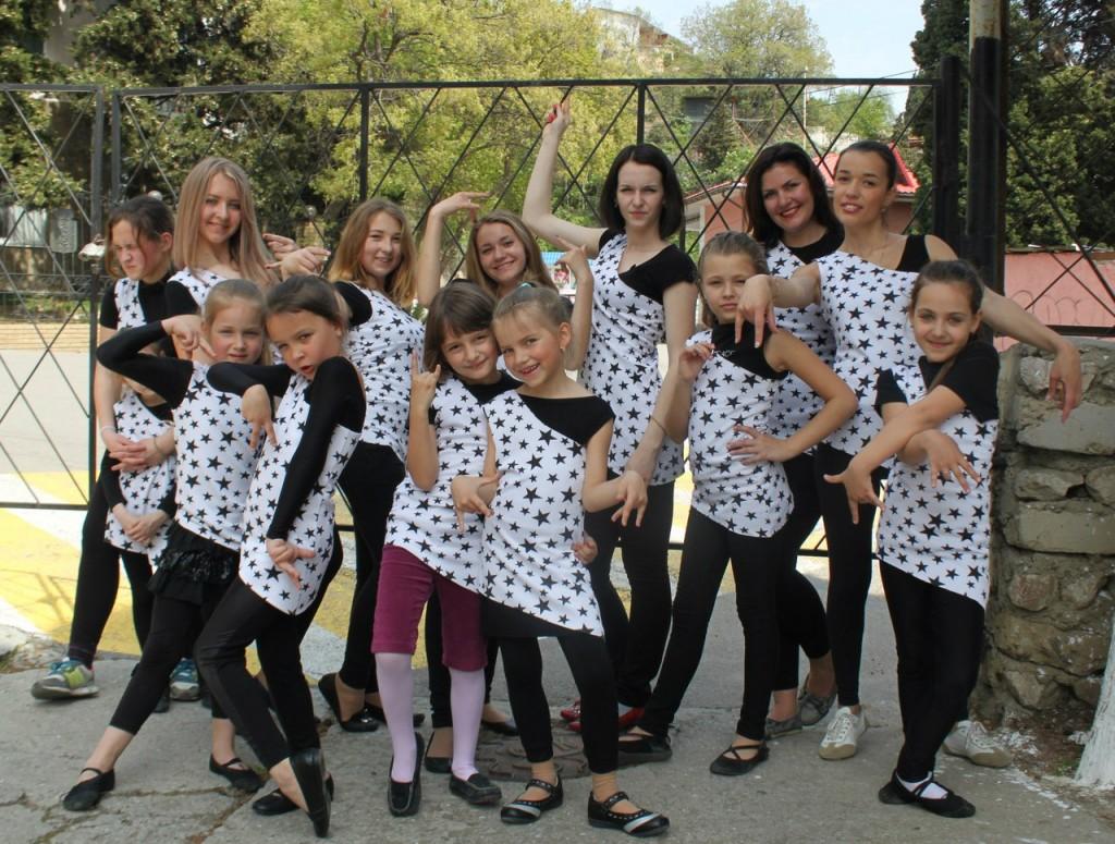 Алупкинский коллектив «Сафари-денс» выступил на конкурсе «Южнобережный калейдоскоп» 5