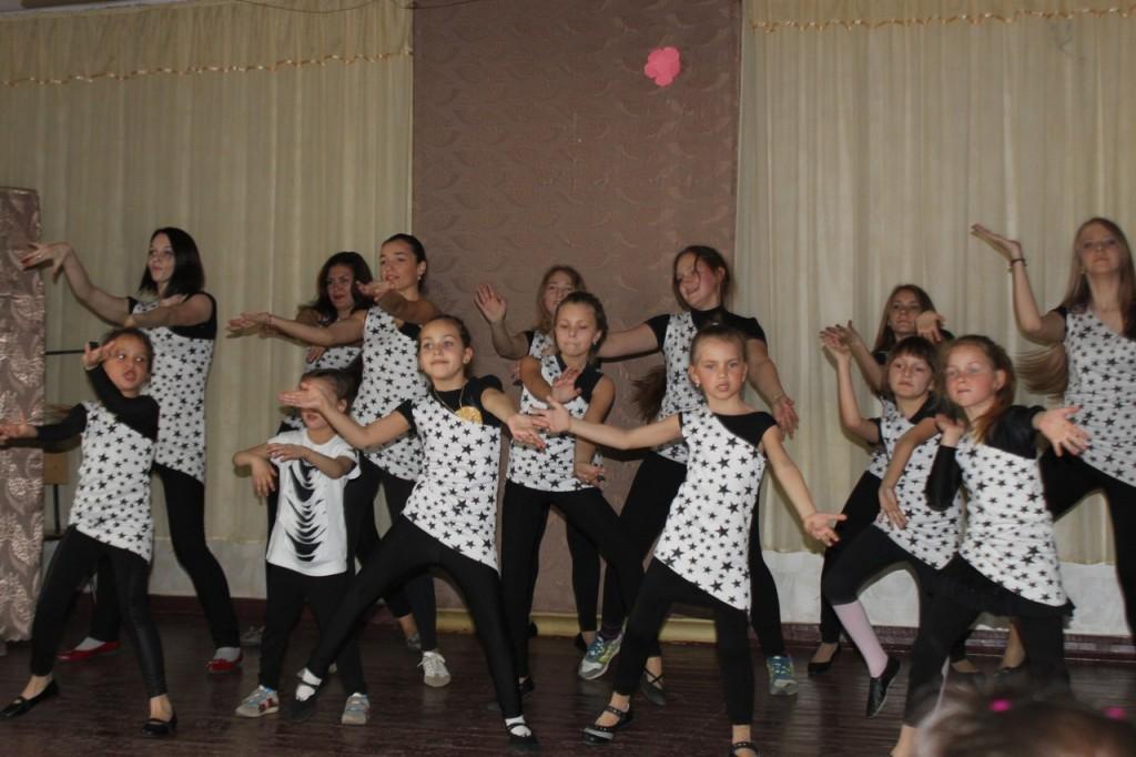 Алупкинский коллектив «Сафари-денс» выступил на конкурсе «Южнобережный калейдоскоп» (фото)
