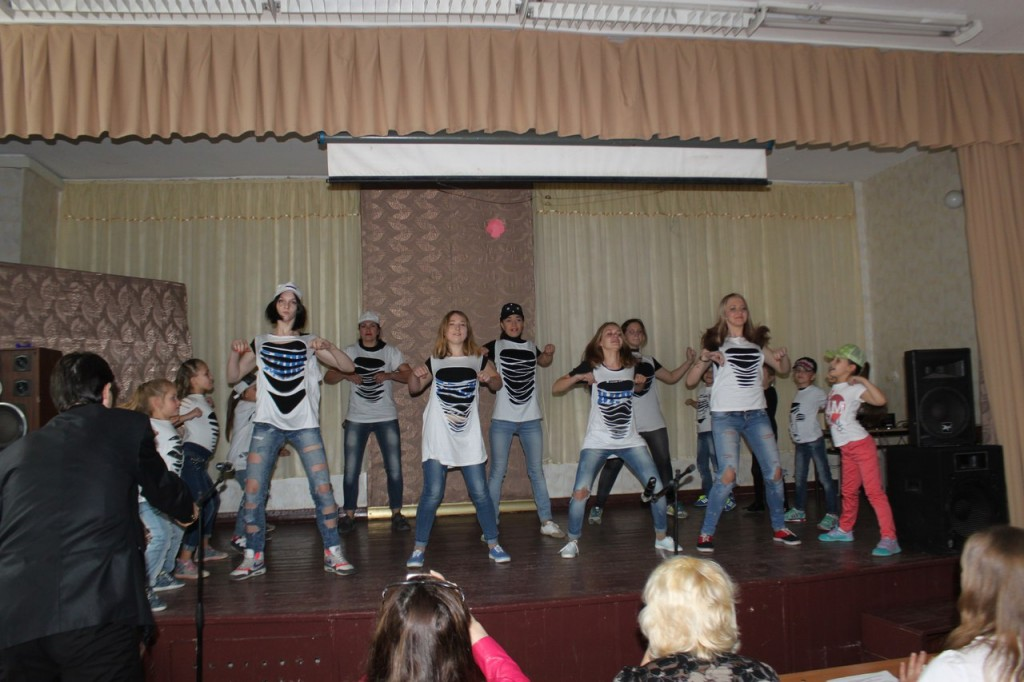 Алупкинский коллектив «Сафари-денс» выступил на конкурсе «Южнобережный калейдоскоп» 3