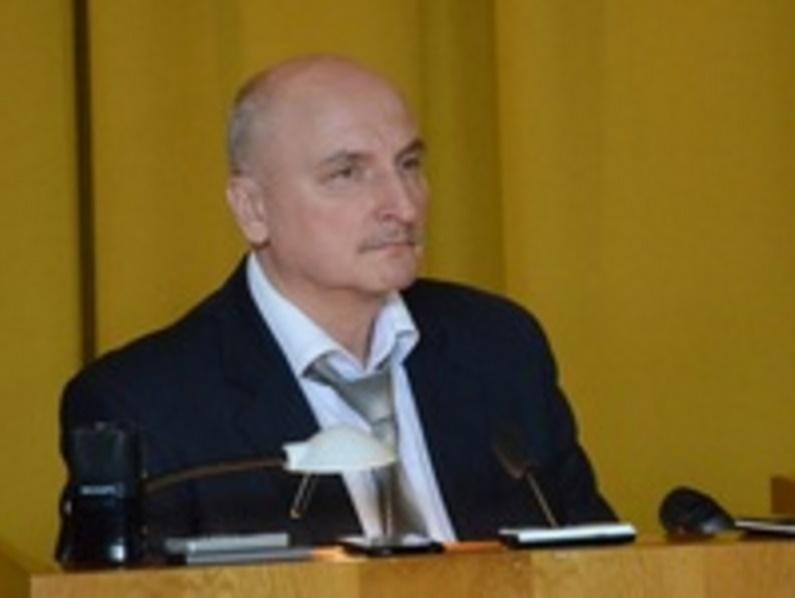 Начальник департамента ЖКХ в Ялте Евгений Рейнер
