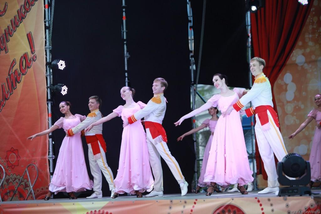 Открытие курортного сезона  2016 в Ялте 2