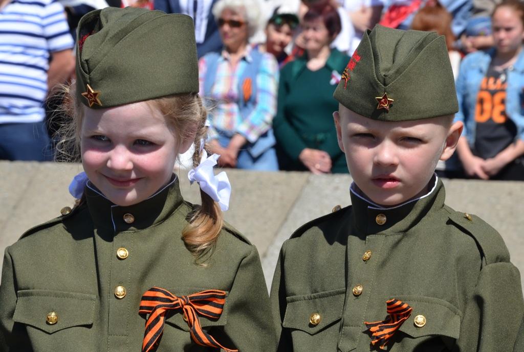 В Ялте отметили День Победы 4