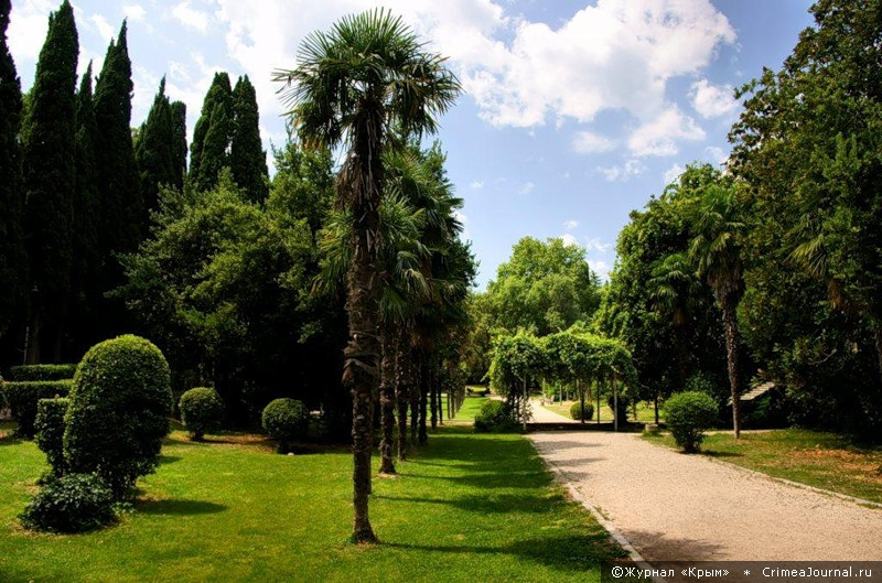Сергей Аксёнов назвал Мисхорский парк пример незаконной застройки