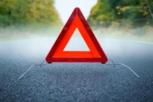 Авария на трассе в Алупке 06.06.16