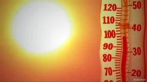 В Крыму аномальная жара