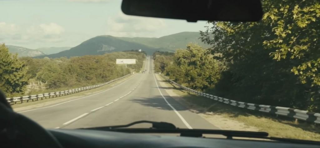 Видео о Крыме сняли туристы из Великобритнии