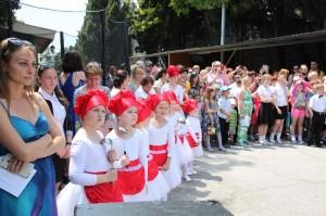 В Алупке отметили День защиты детей 2016