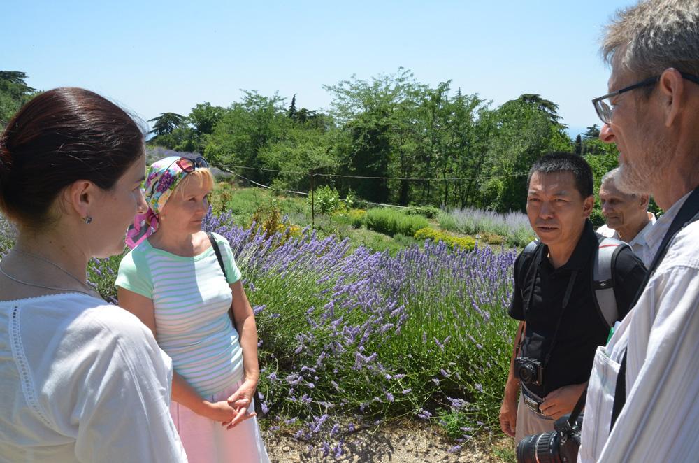Никитский ботанический сад наладит сотрудничество с Китайской академией наук