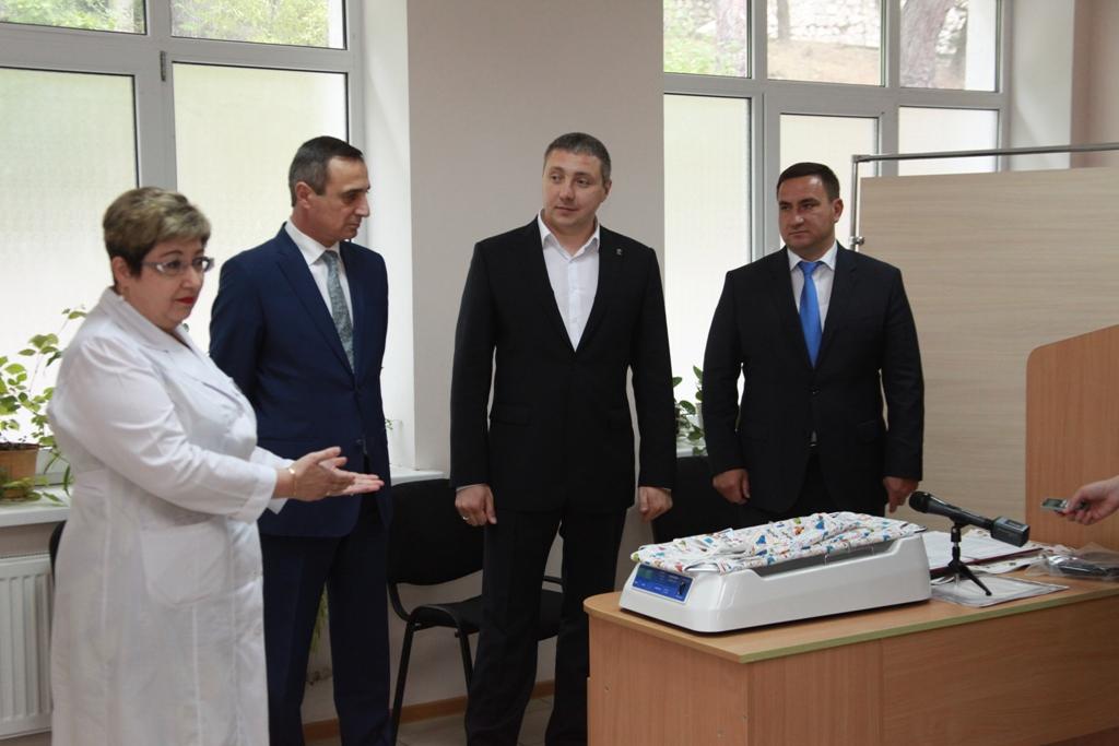 Андрей Ростенко и депутат горсовета Лери Сванидзе