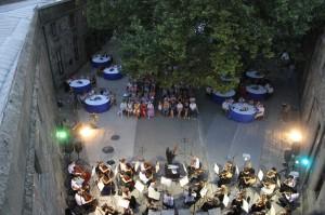 В Алупке состоялся вечер симфонической музыки «Под сенью воронцовского платана»