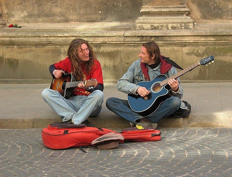 Уличных музыкантов перестанут пускать на набережную Ялты