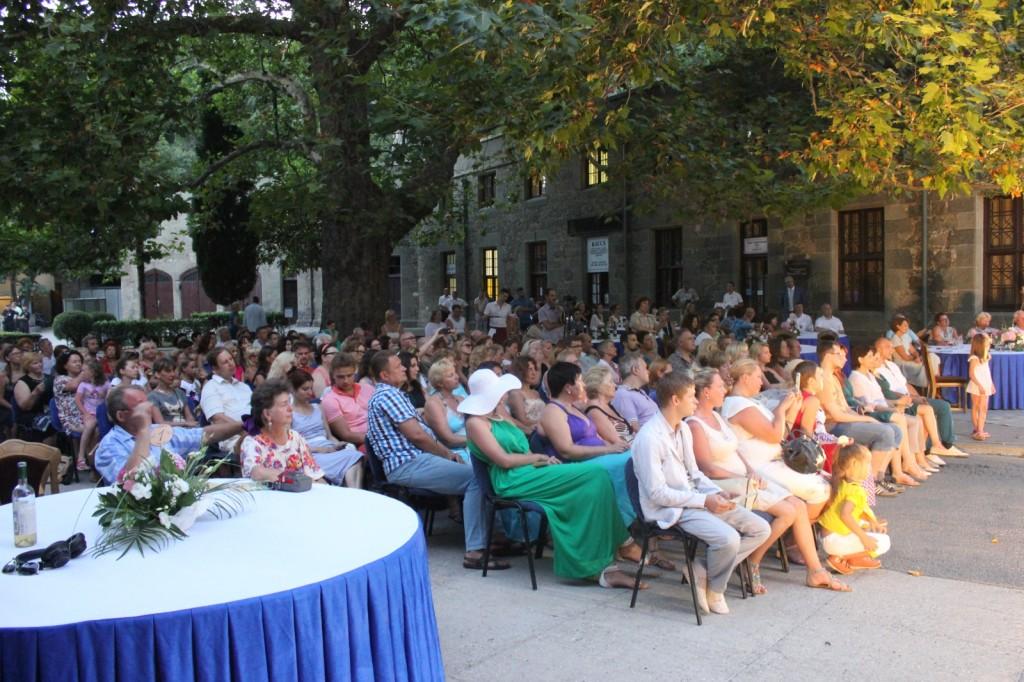 В Алупке состоялся вечер симфонической музыки «Под сенью воронцовского платана» 4