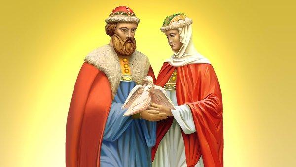 День памяти святых Петра и Февронии