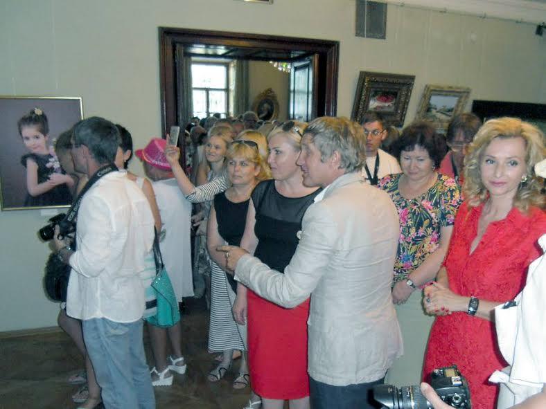 В галерее Айвазовского в Феодосии открылась выставка «Дети моря»  5