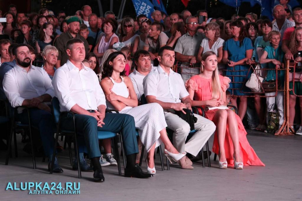 Михаил Шеремет со своей семьёй