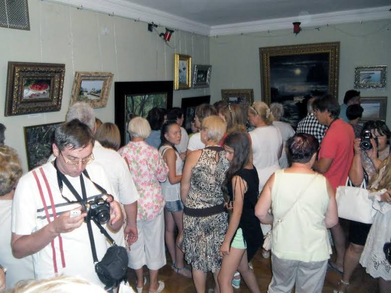 В галерее Айвазовского в Феодосии открылась выставка «Дети моря»  4