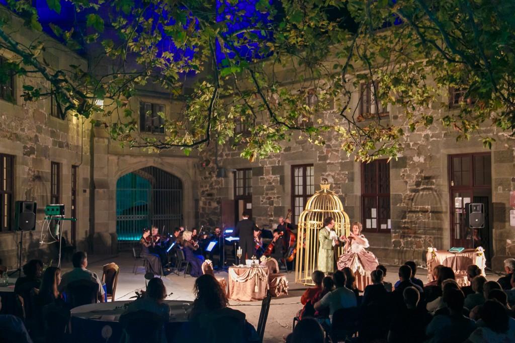 Постановка итальянской оперы «Служанка-госпожа» 2