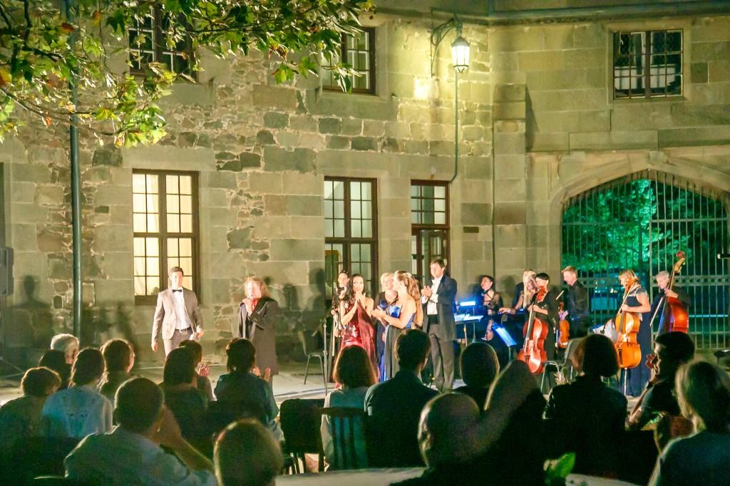 В Воронцовском дворце состоялся второй концерт симфонической музыки 2