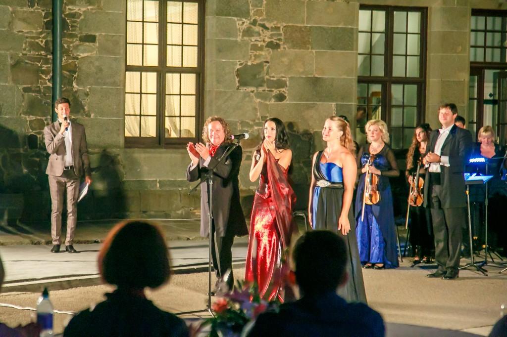 В Воронцовском дворце состоялся второй концерт симфонической музыки 8