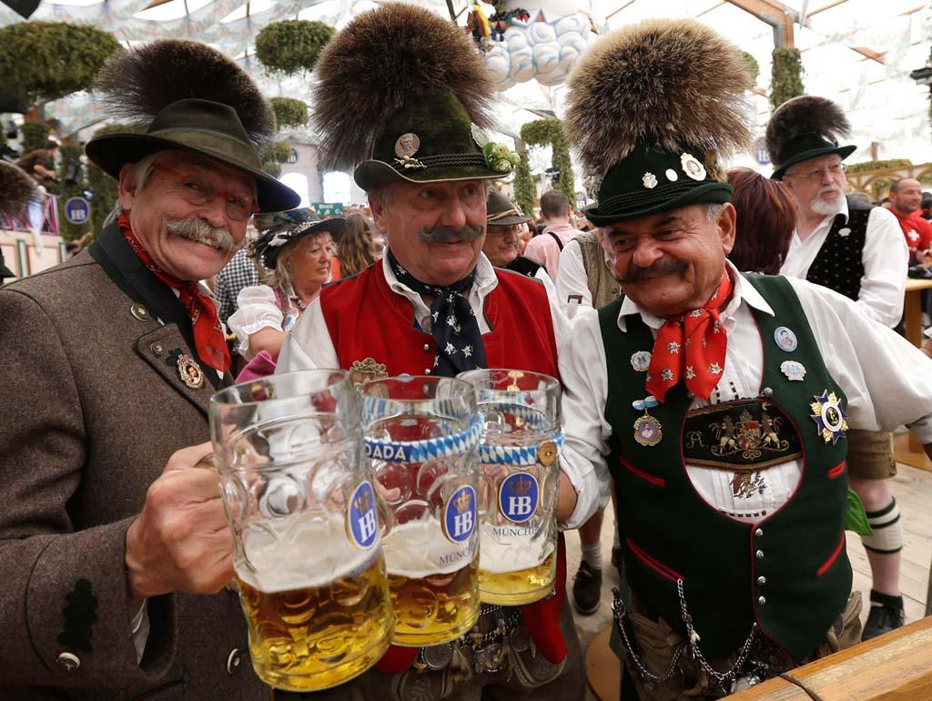 фестиваль немецкого пива «Октоберфест»