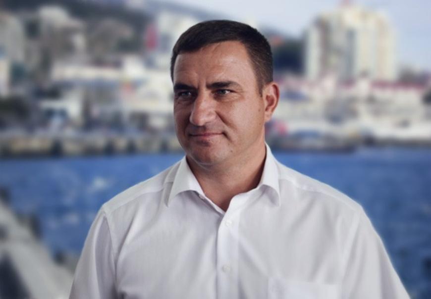 Глава Ялты Андрей Ростенко