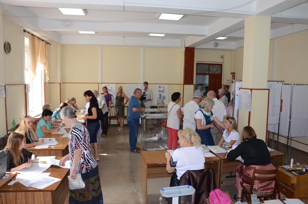 Члены немецкой делегации в Ялте признали выборы в Госдуму легитимными