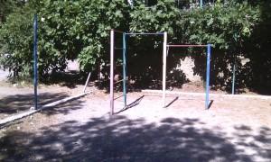 Детская площадка в Алупке