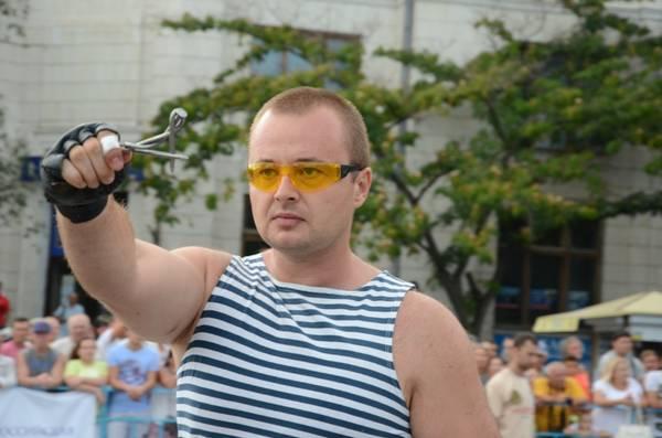 В Ялте состязались в силовом экстриме 4