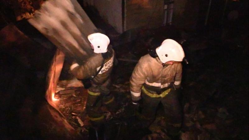 Пожар в Ялте лишил жилья более 30 человек 3