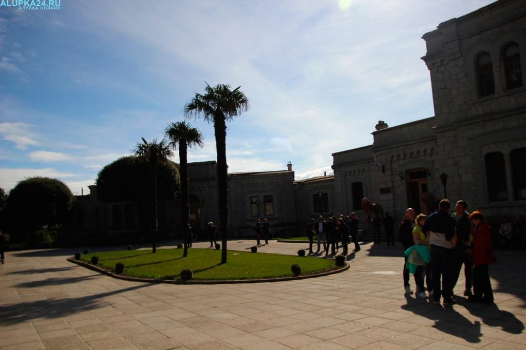 Экскурсия в Юсуповском дворце 2