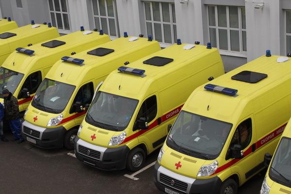 В Крыму пополнят автопарк скорой помощи