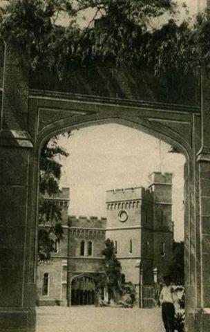 Старые фото Воронцовского дворца в Алупке 7