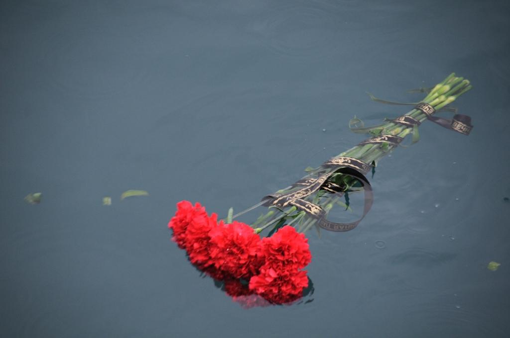 В Ялте почтили память погибших при крушении самолёта Ту-154 в Чёрном море