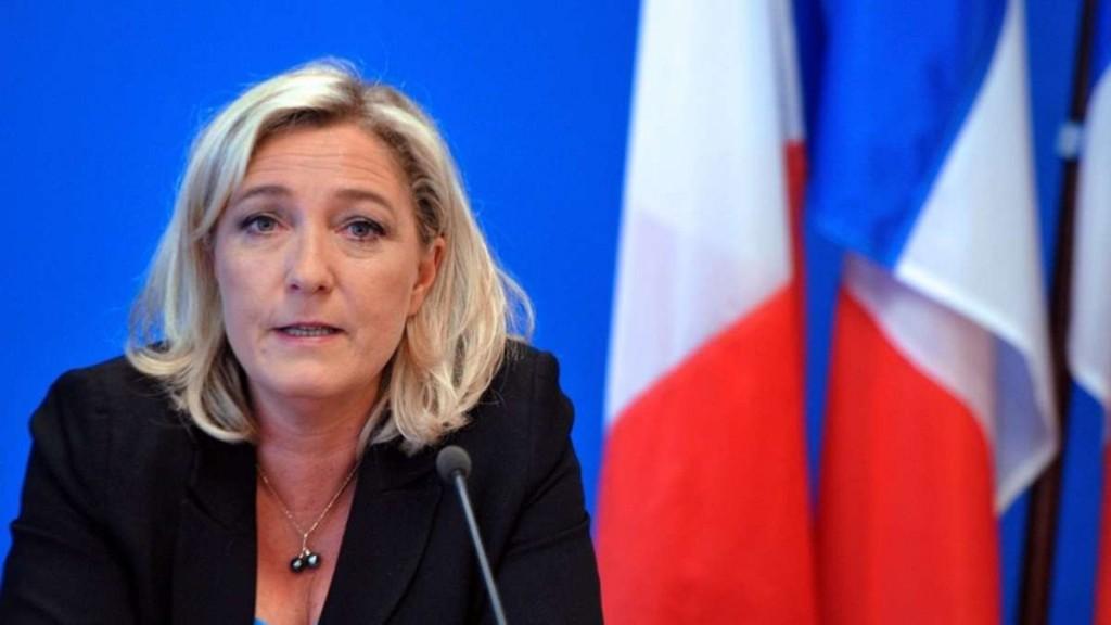 Марин Ле Пен признает Крым российским в случае победы на выборах